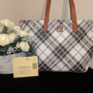 Dooney Bourke Tiverton Shopper Tote Bag Handbag